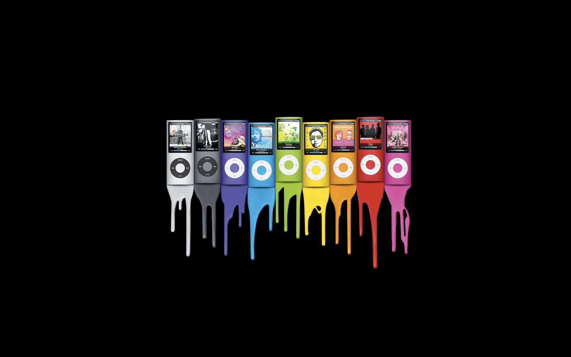 47 Apple Ipod Wallpaper On Wallpapersafari