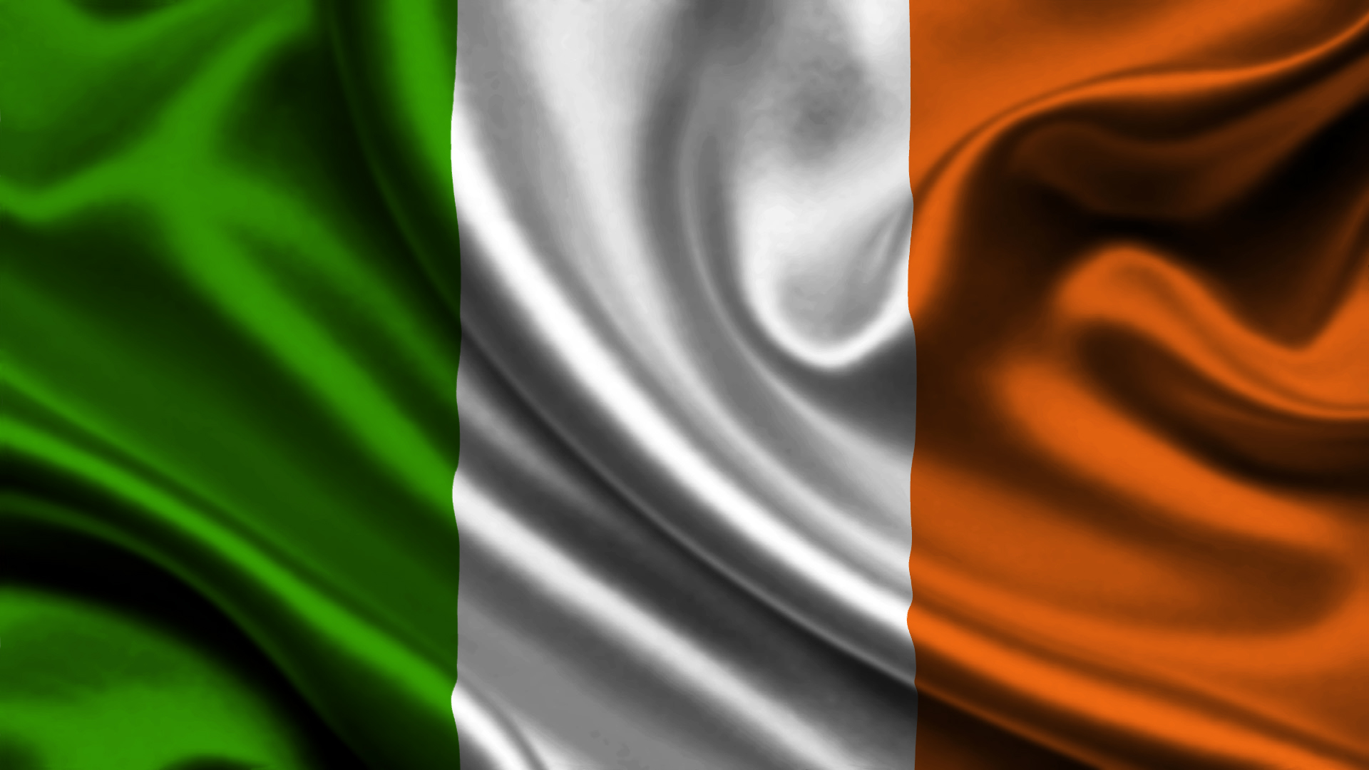 Photo Ireland Flag Stripes 1920x1080 1920x1080
