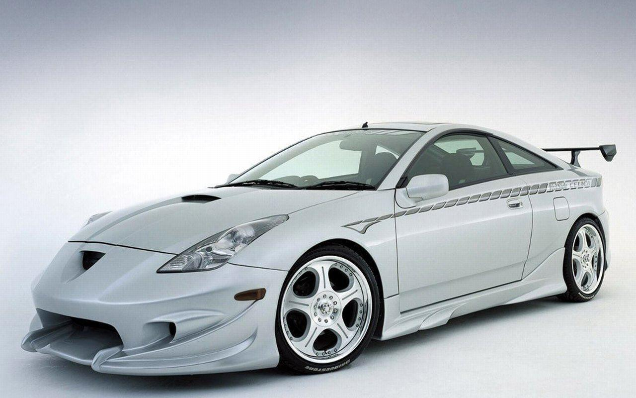 Toyota Celica Wallpapers 1280x800