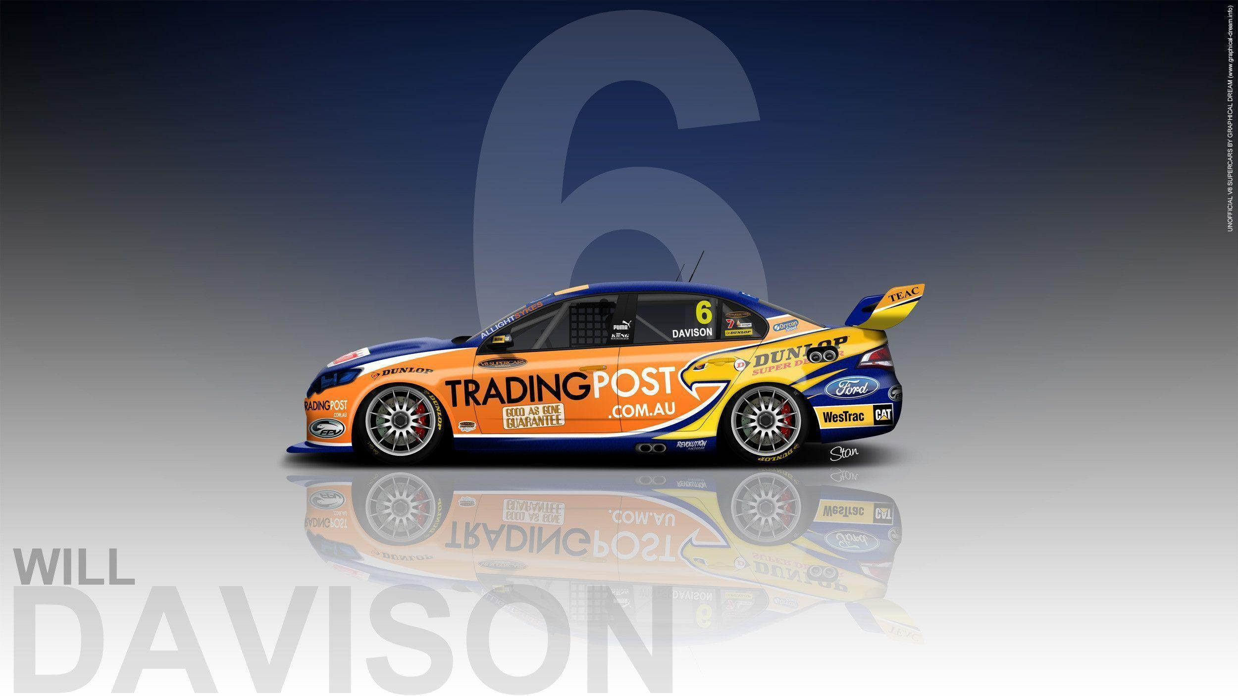 V8 Supercars Wallpapers 2500x1406