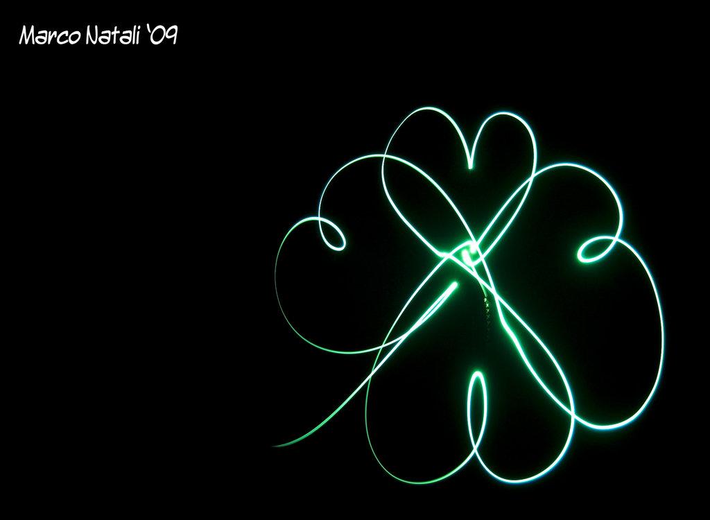 four leaf clover by analyzed183 1024x750