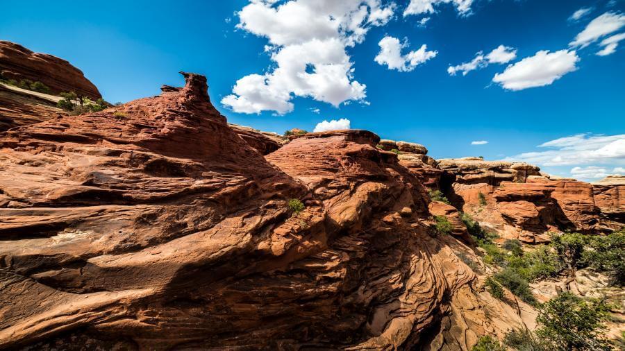 Canyonlands National Park Utah USA 4K Wallpapers 900x506