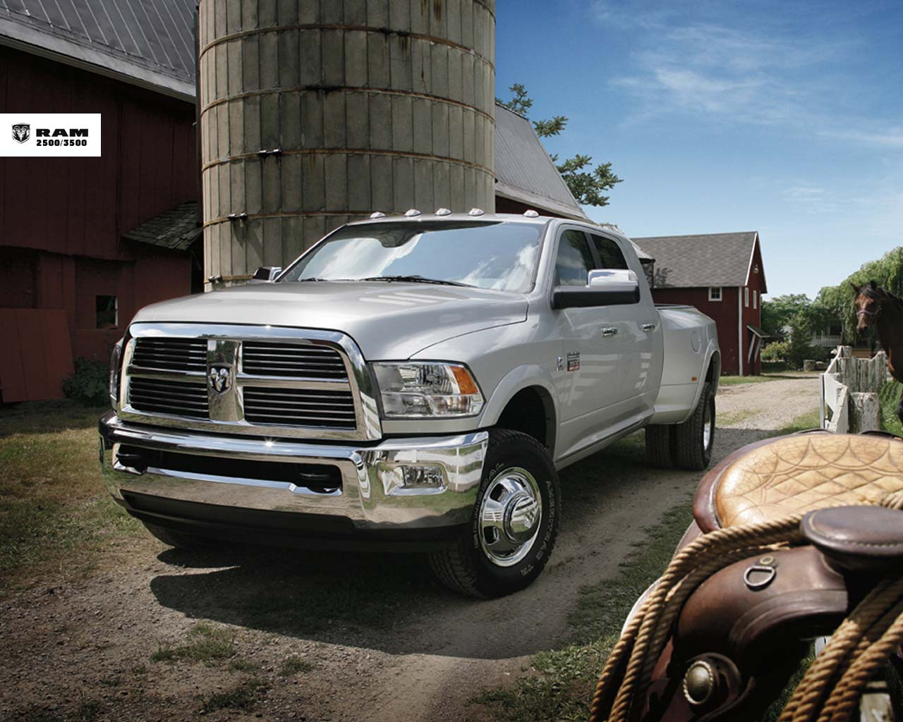 Dodge Ram 3500 Wallpaper 5487 Hd Wallpapers in Cars   Imagescicom 1280x1024