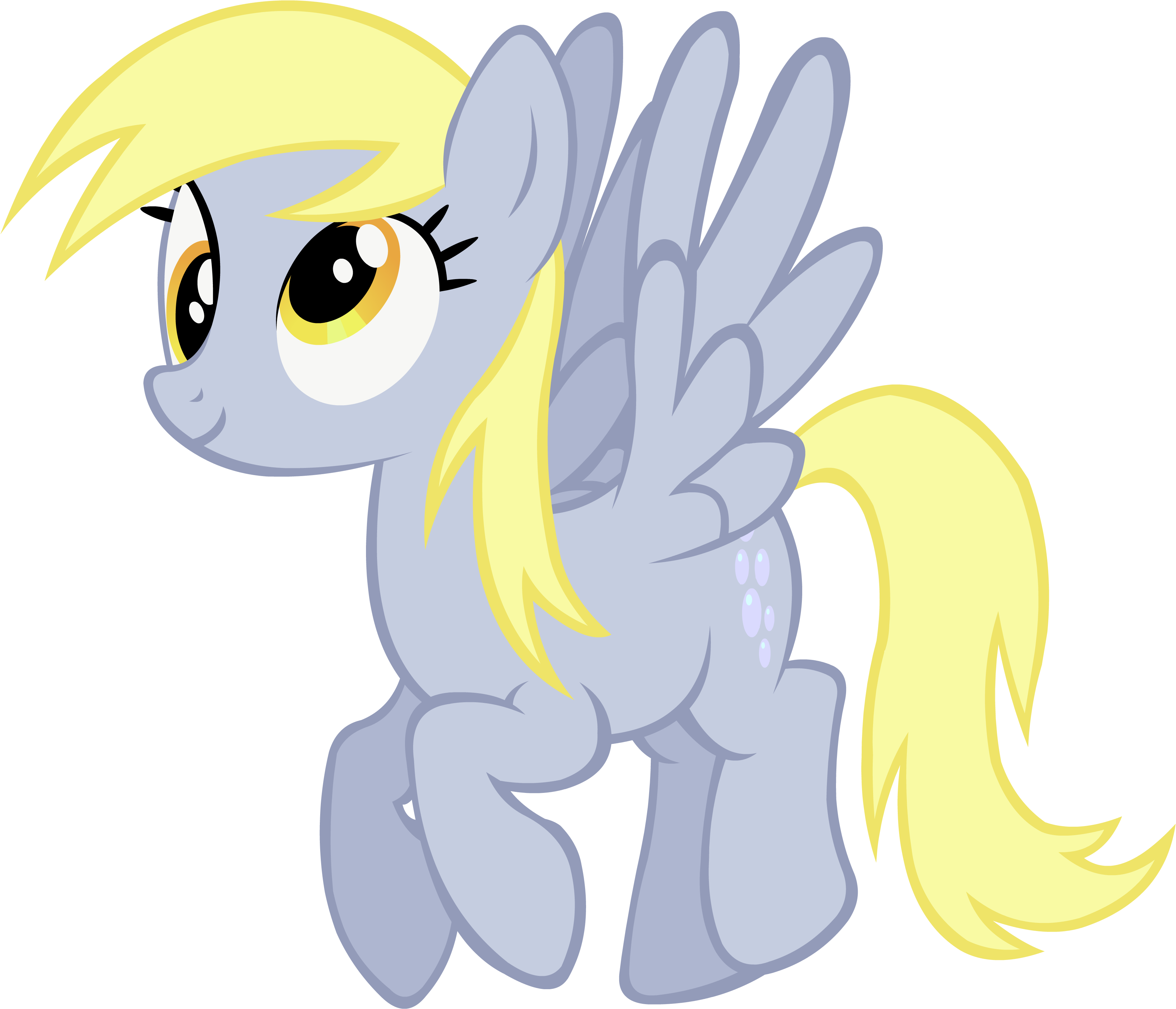 Derpy by Doctor G 3618x3105