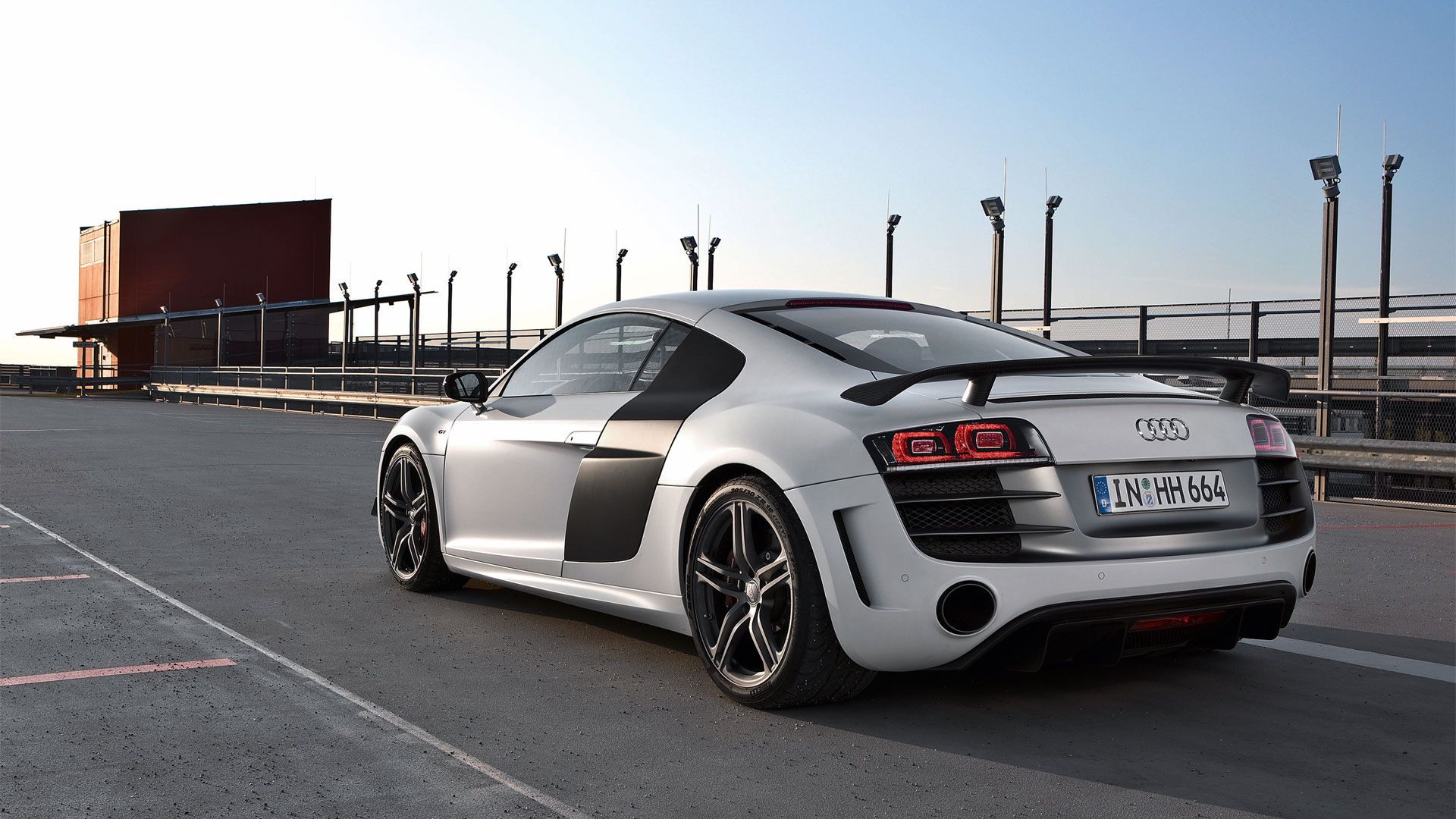 Download Audi R8 Wallpapers 1920x1080