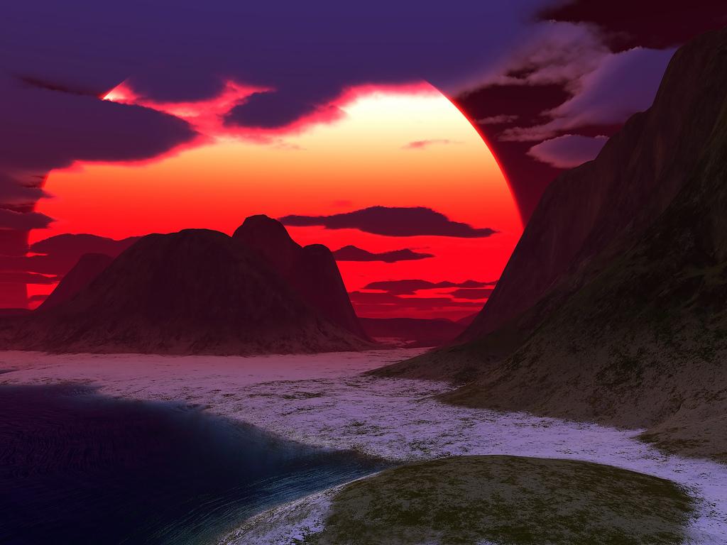 Sunset Wallpaper, wallpaper, Mountain Sunset Wallpaper hd wallpaper ...