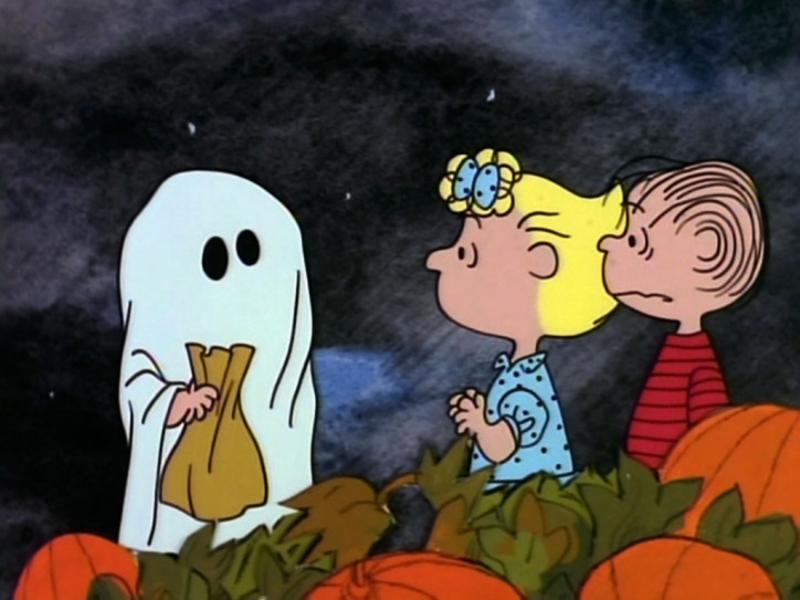 Charlie Brown Halloween Wallpapers Available in size 200px 724x543