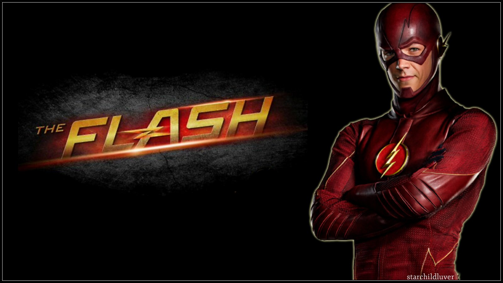 The Flash And Arrow Wallpaper Wallpapersafari