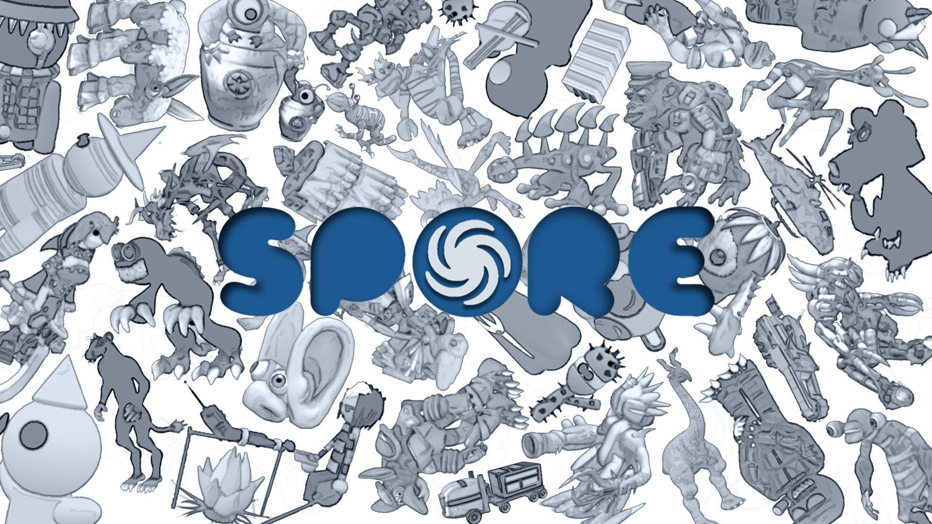 Spore Wallpapers 1920x1080