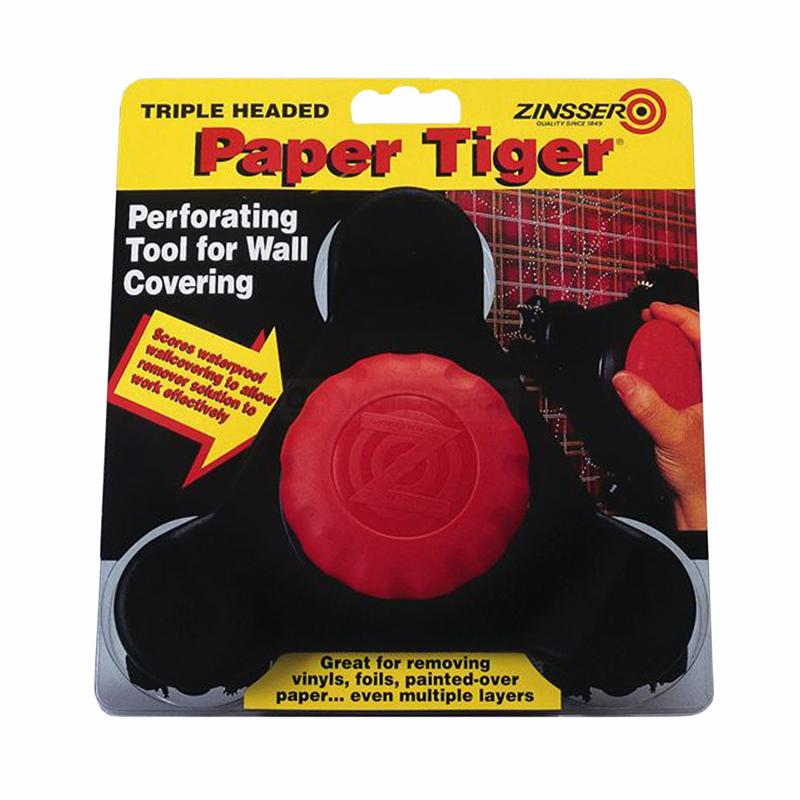 paper tiger wallpaper remover