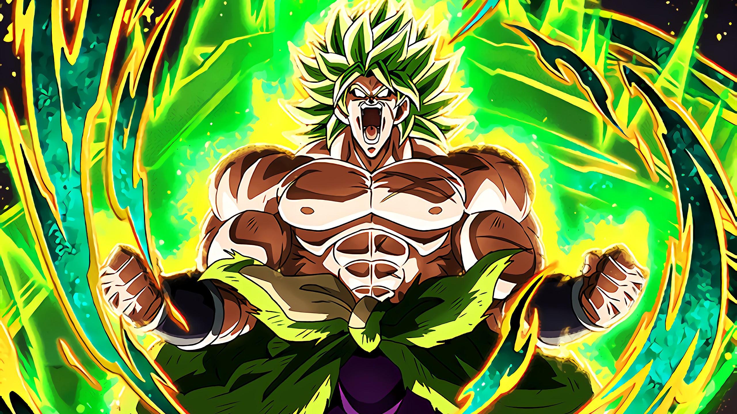 Free Download Broly Legendary Super Saiyan Dragon Ball Super Broly