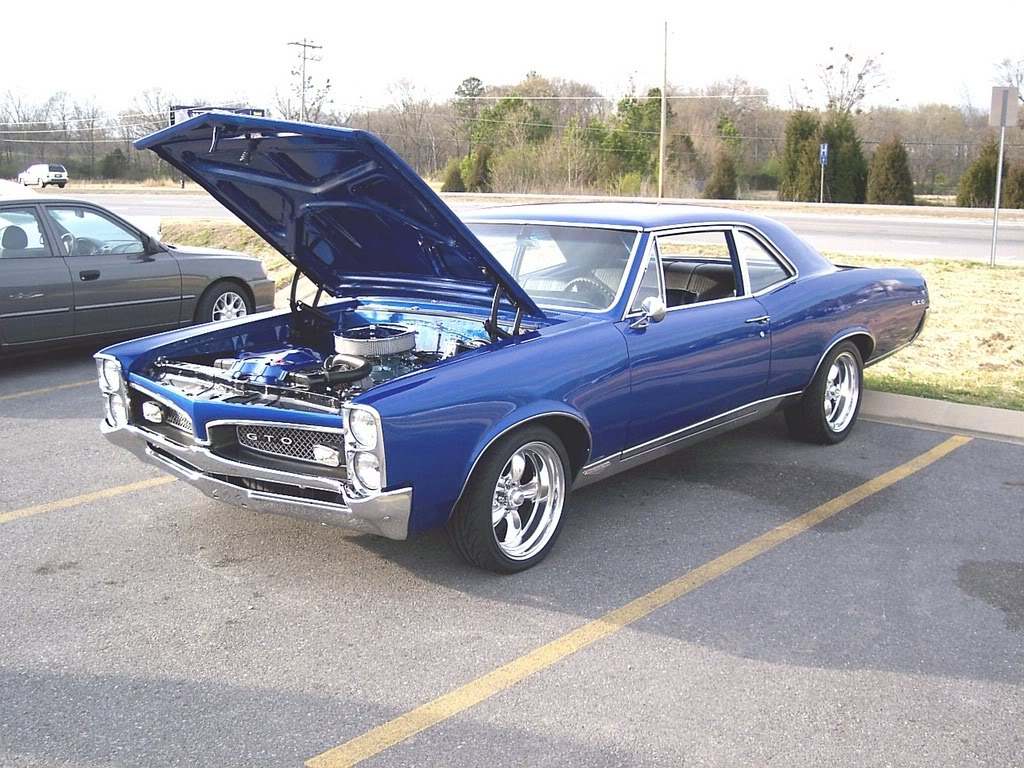 Pontiac Gto 67 Graphics Code Pontiac Gto 67 Comments Pictures 1024x768