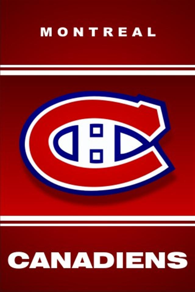 Montreal Canadiens 2 Sports iPhone Wallpapers iPhone 5s4s3G 640x960