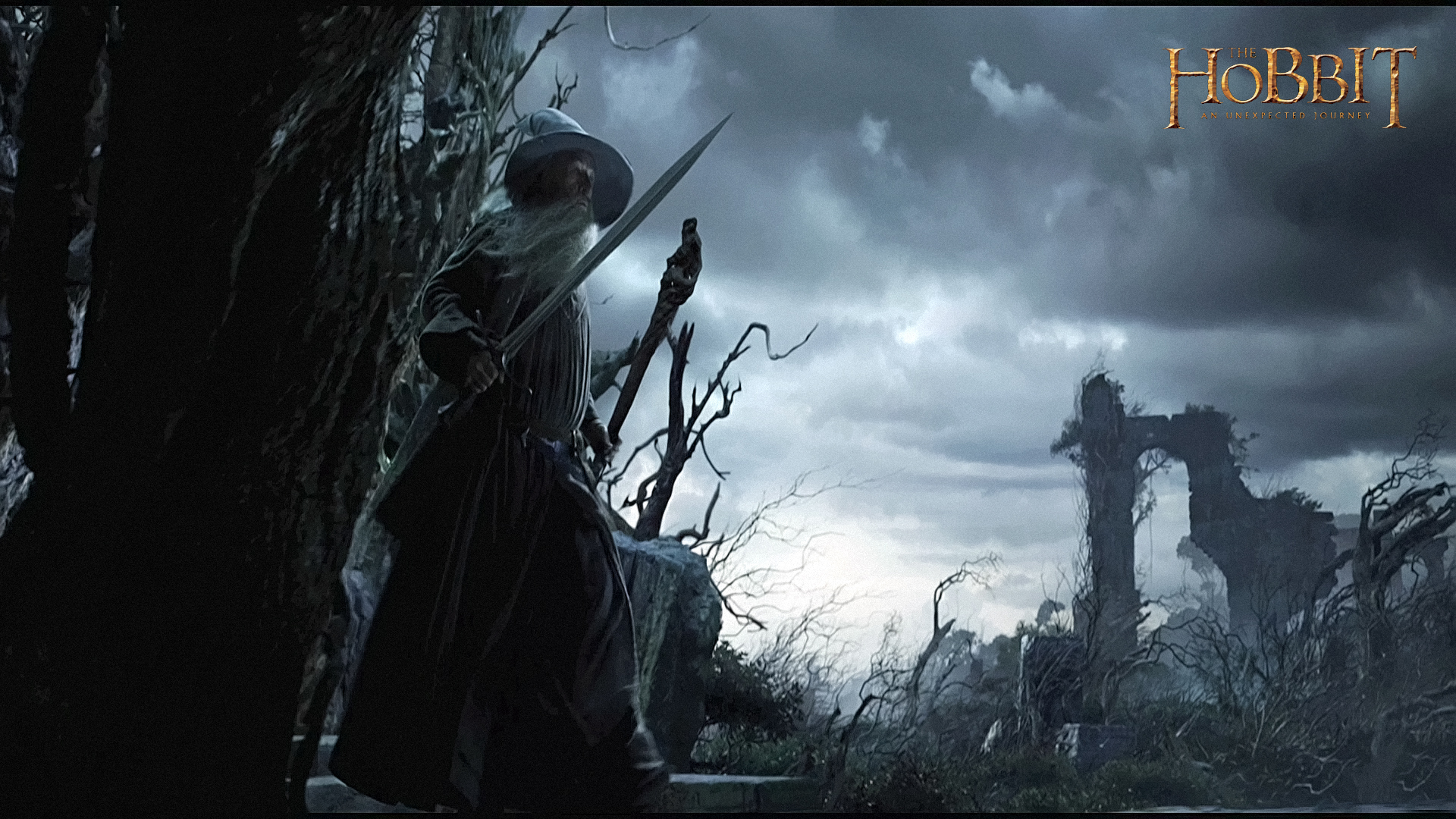 The Hobbit   An Unexpected Journey Epic wallpaper gallery Movie 1920x1080
