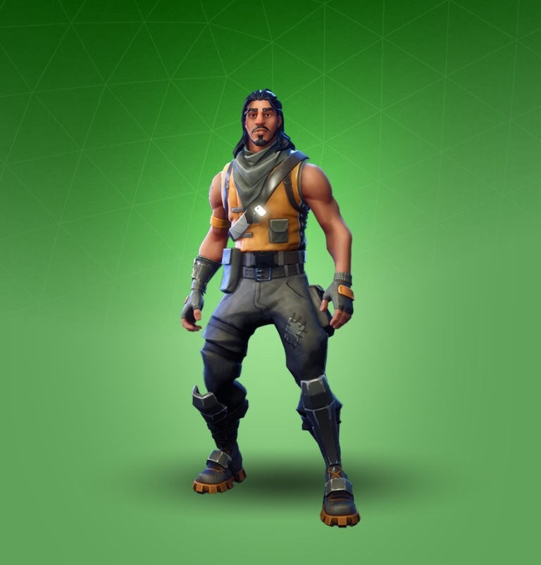 Fortnite Poster Skin Wallpapers Part 1 Common Fortnite Skins 768x803
