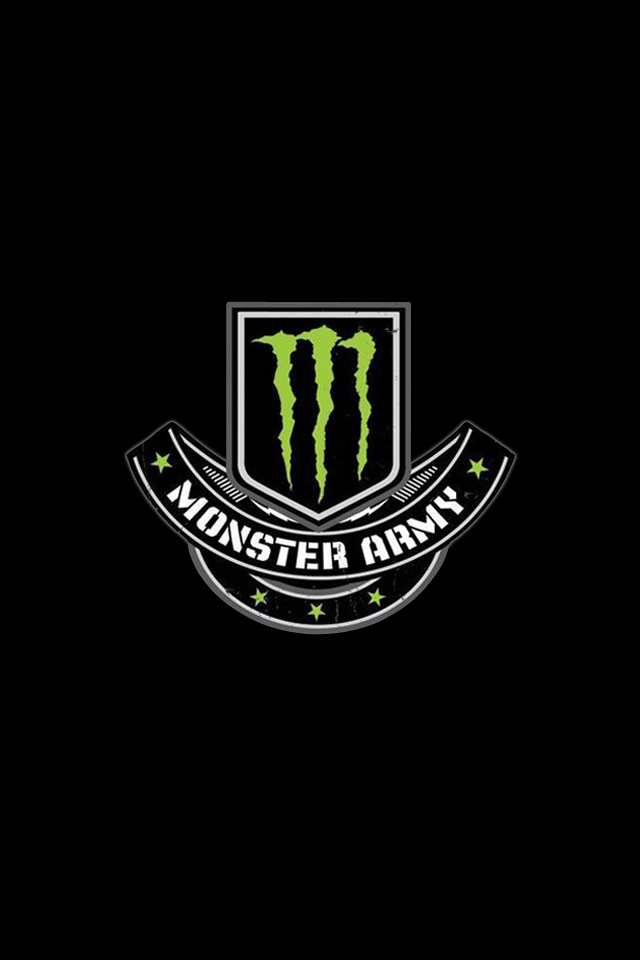 Monster Energy I4 Wallpaper By Chev327fox On DeviantArt