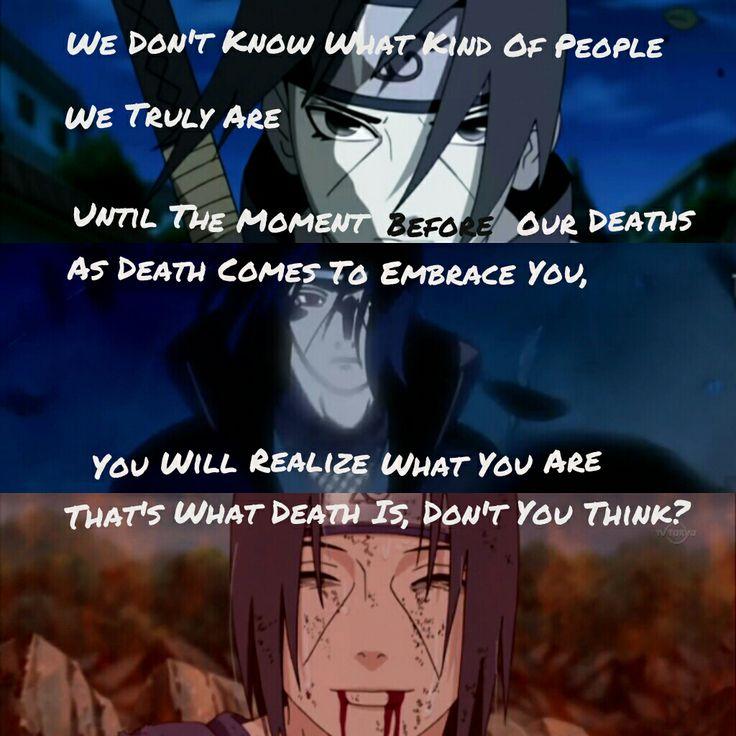 Itachi Uchiha Quotes QuotesGram 3 Quotes 736x736