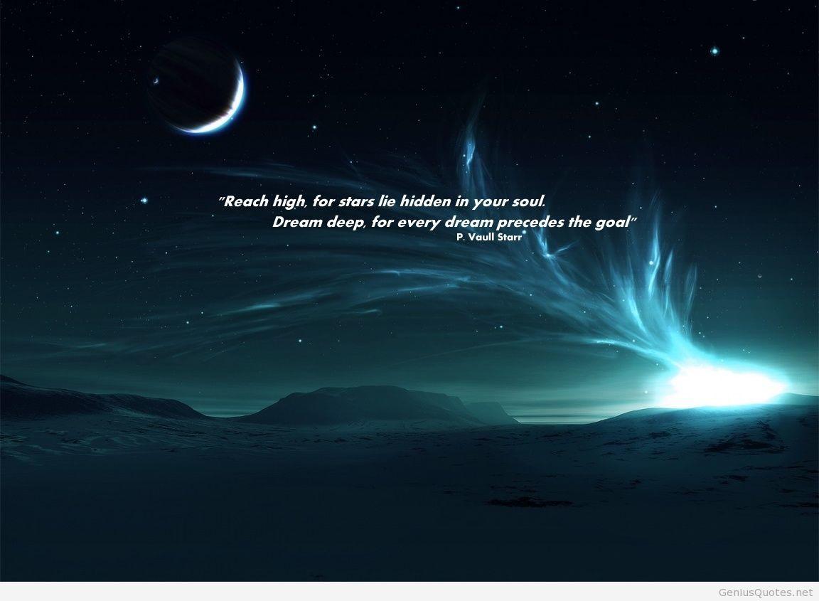 Dream Deep Quotes 1152x845