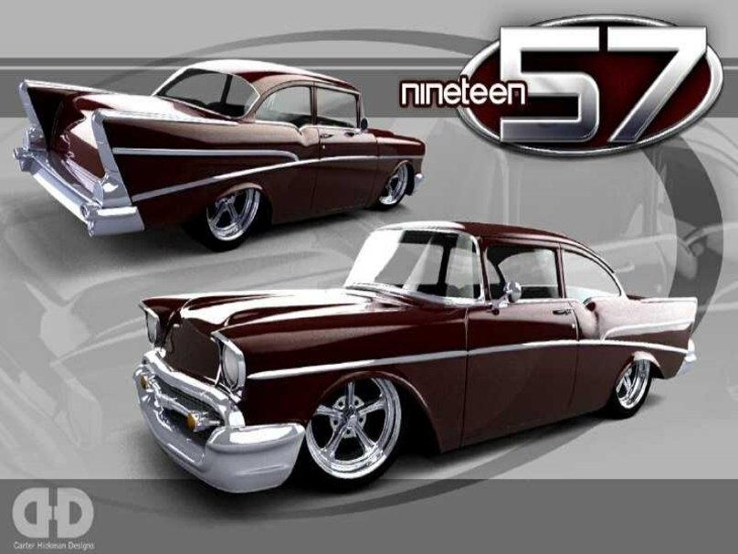 57 Chevy wallpaper   ForWallpapercom 808x606