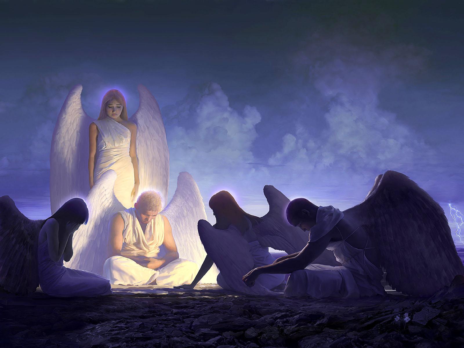 top desktop pictures angel wallpapers hd angel wallpaper image 34jpg 1600x1200