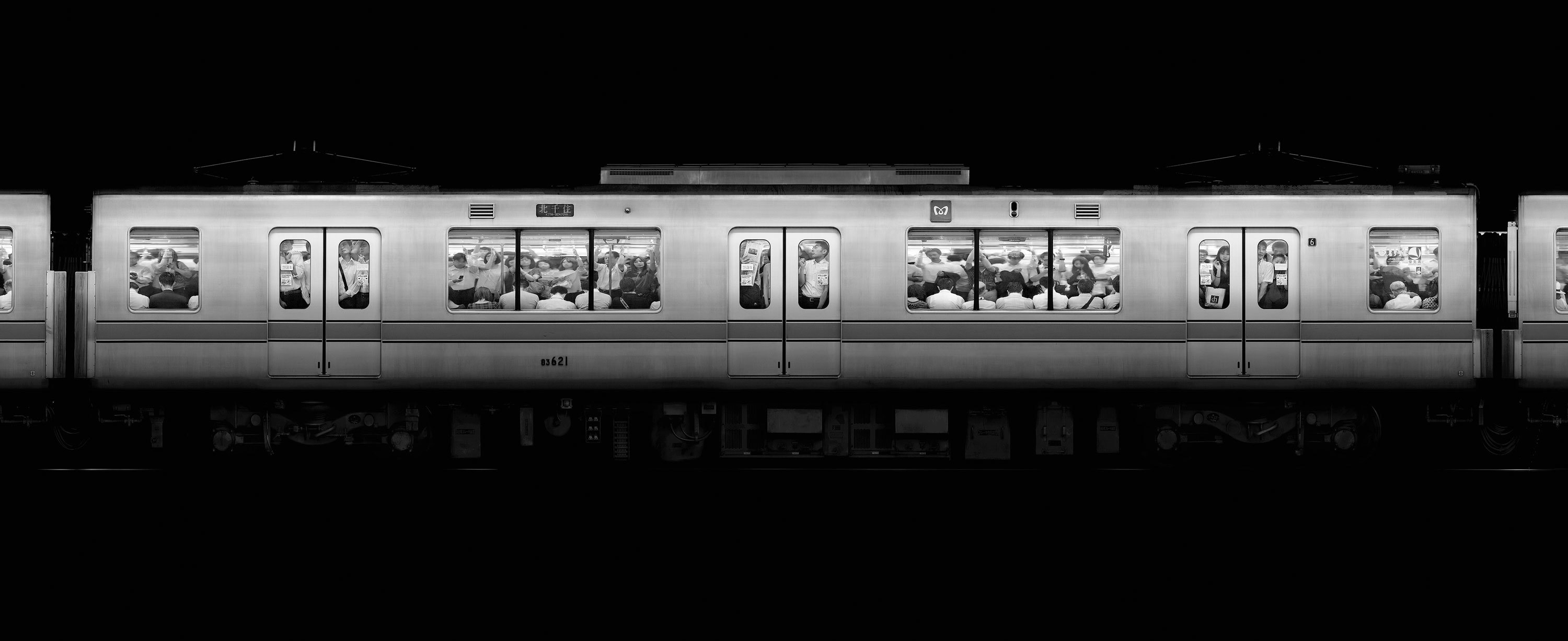 Photo subway train wallpapers and images   wallpapers pictures 3000x1227