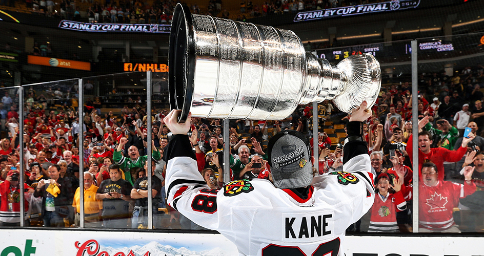 Chicago Blackhawks Stanley Cup - 569.1KB