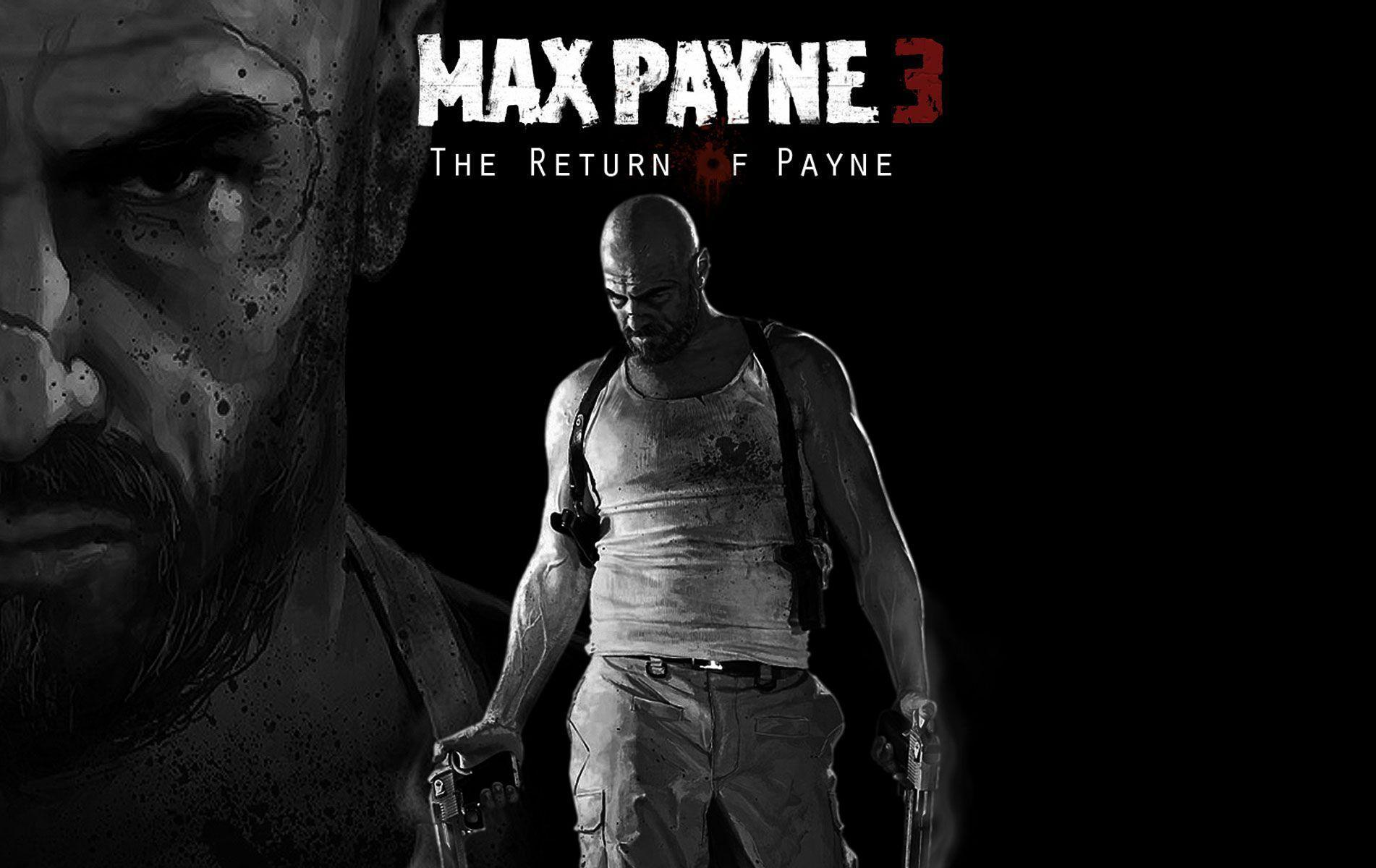 Max Payne Wallpapers 1902x1200