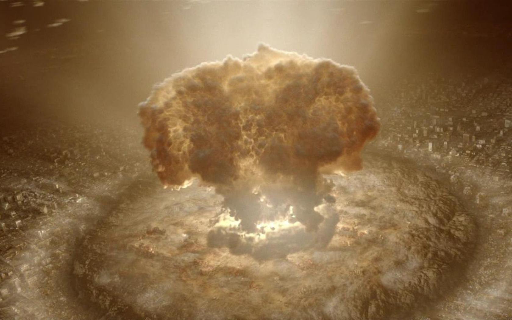 nuclear explosion HD Wallpaper wallpaper   259   HQ Desktop 1680x1050