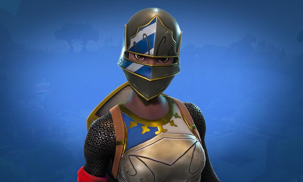 Royale Knight   Fortnite Skin   Lordly female heavy armored Knight 1000x600