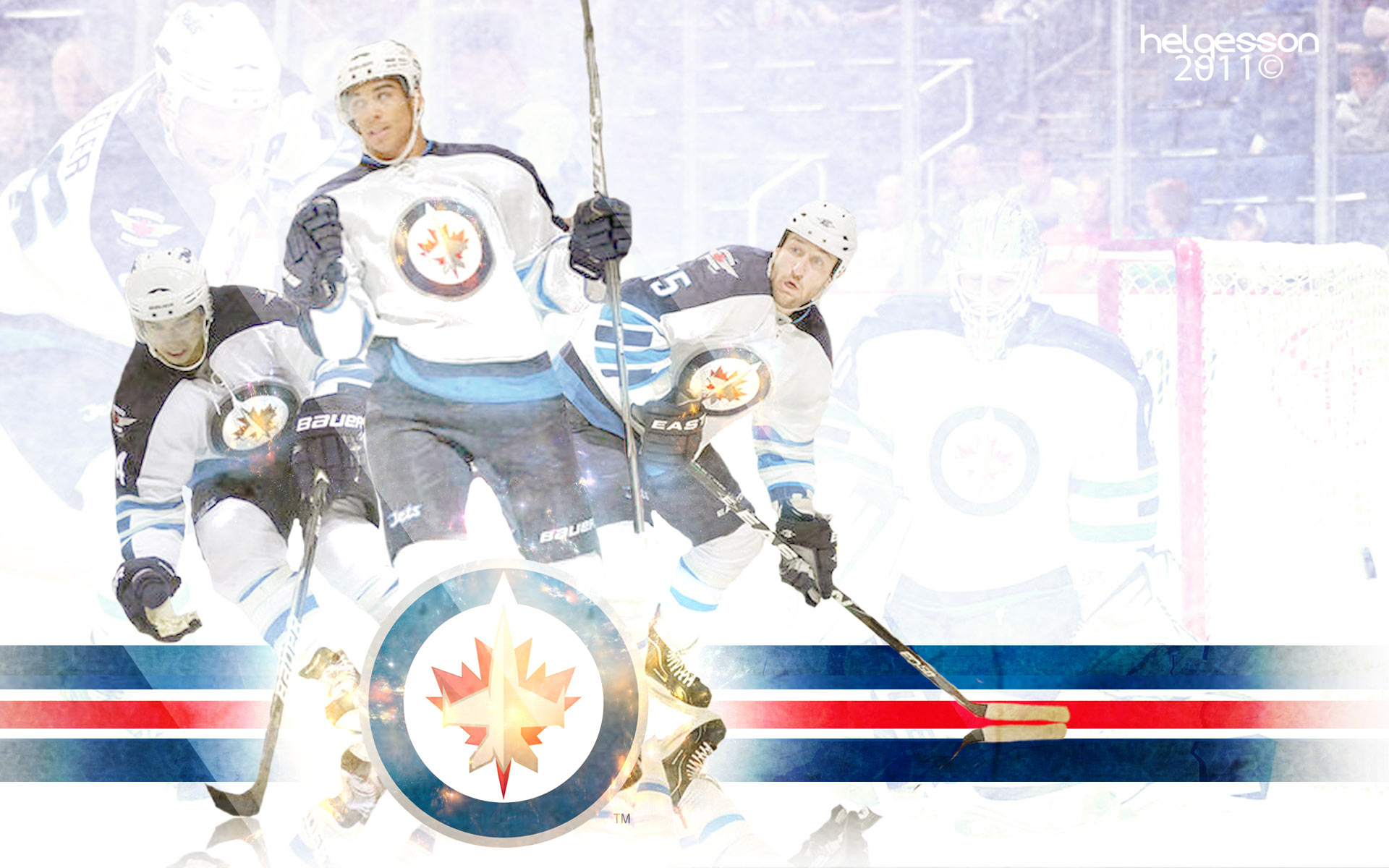NHL Wallpapers   Winnipeg Jets NHL 1920x1200 wallpaper 1920x1200