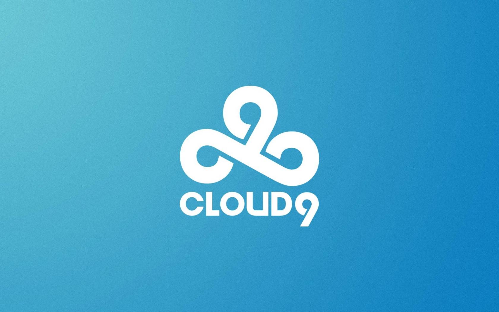 download CSGO Minimalistic Wallpapers Titan Cloud 9 IBP 1680x1050