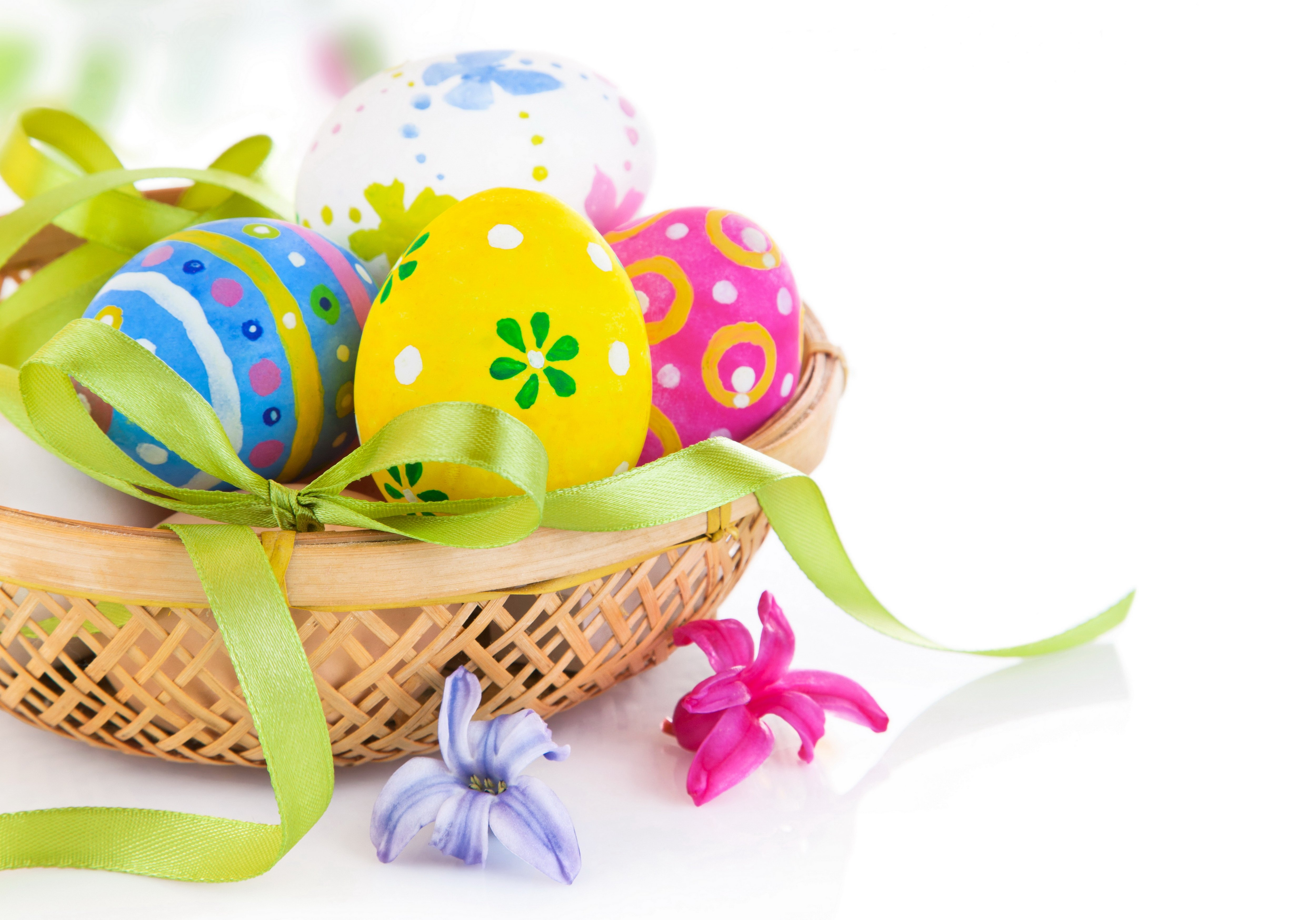 Easter Basket Wallpapers HD Easter Images 5000x3499