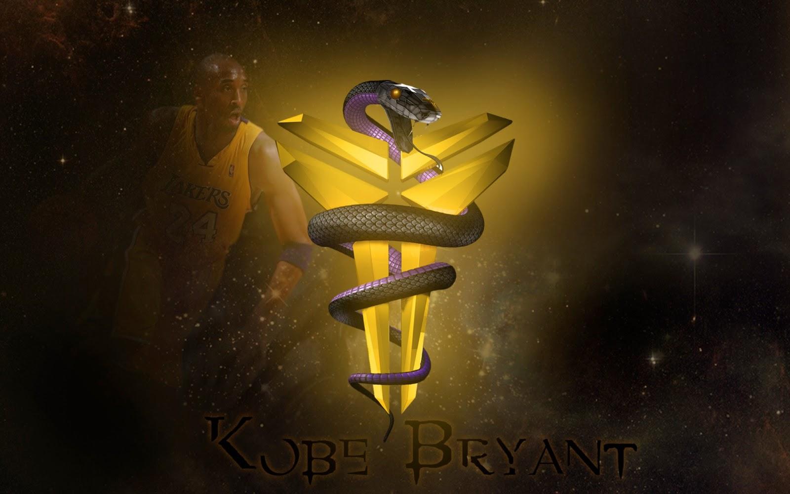 kobe bryant logo 4 HD Wallpaper Basketball Wallpapers 1600x1000