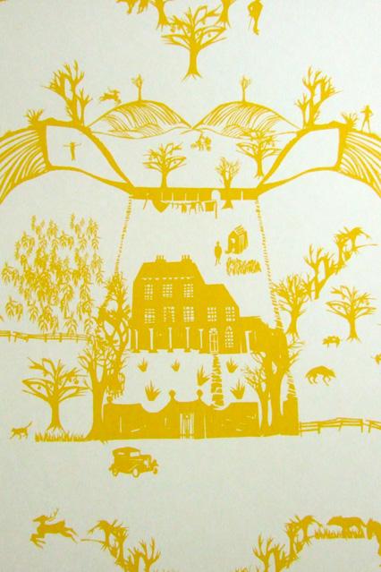 Cornfield   Kids Wallpaper Ideas Designs houseandgardencouk 426x639