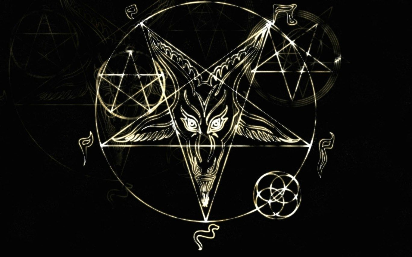 Satanist Wallpapers 48 background pictures in Satanic Wallpaper 1368x855