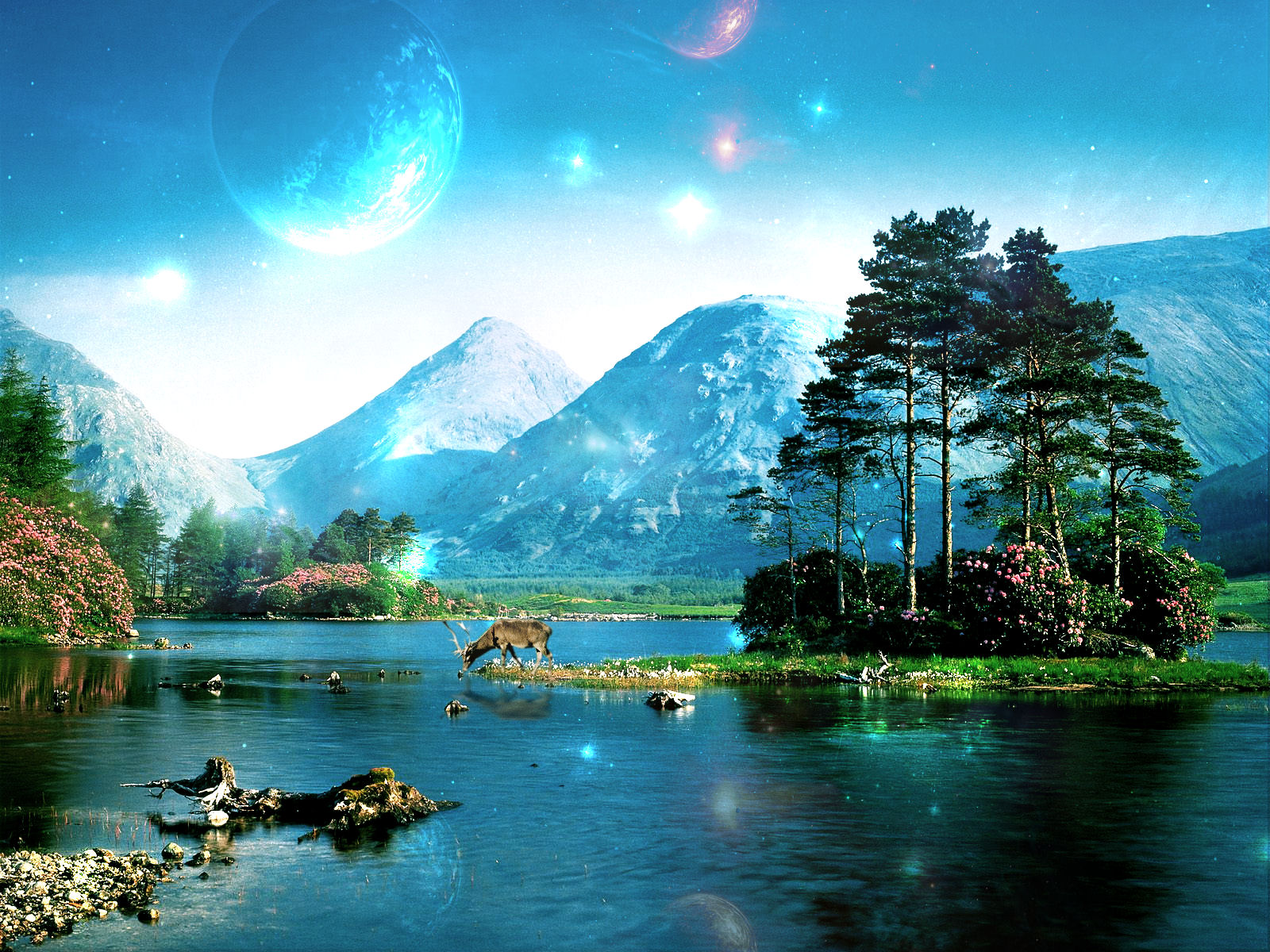 Beautiful Places Wallpapers Desktop Wallpapers 1600x1200