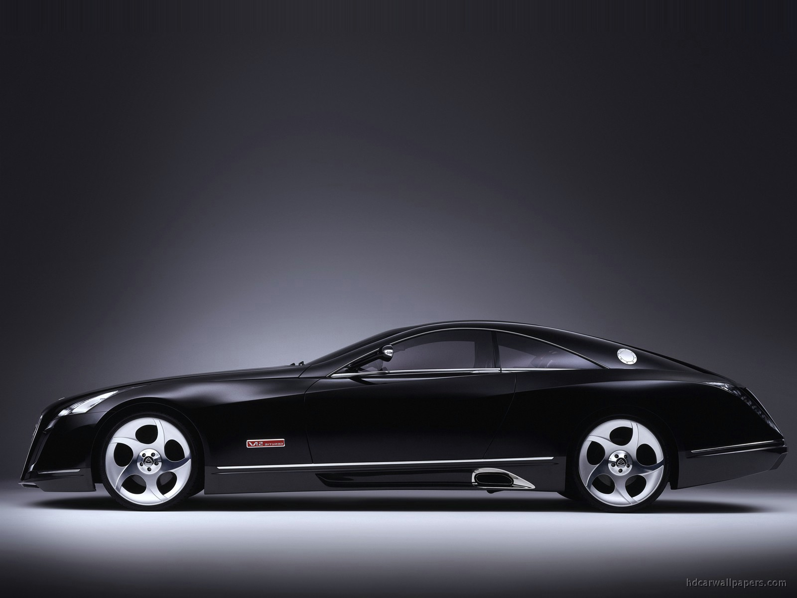 Maybach Exelero Wallpaper HD Car Wallpapers ID 1088 1600x1200