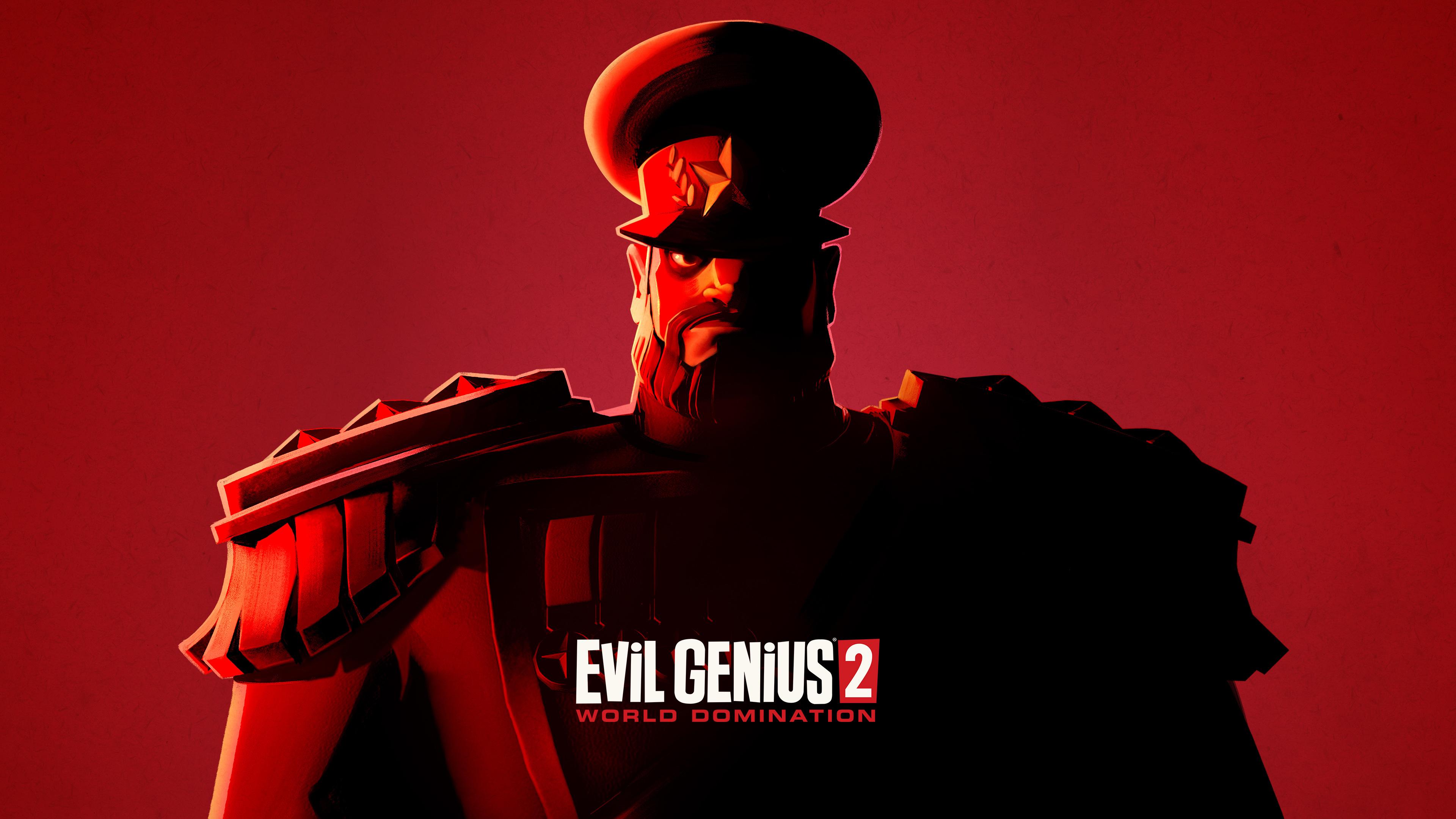 Evil Genius World Domination Wallpaper HD Games 4K Wallpapers 3840x2160
