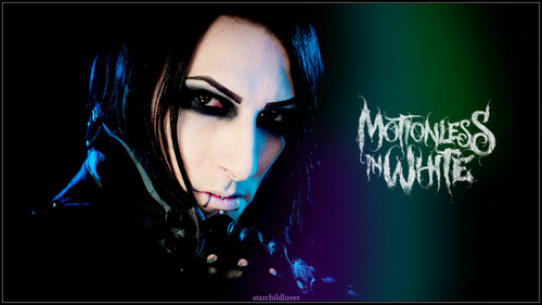 Motionless in White images Chris Motionless Cerulli HD wallpaper and 500x281