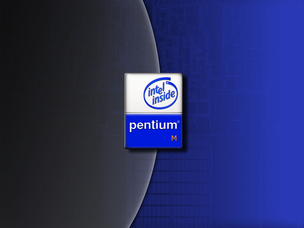 Pentium M wallpaper by ArRoW 4 U 1024x768