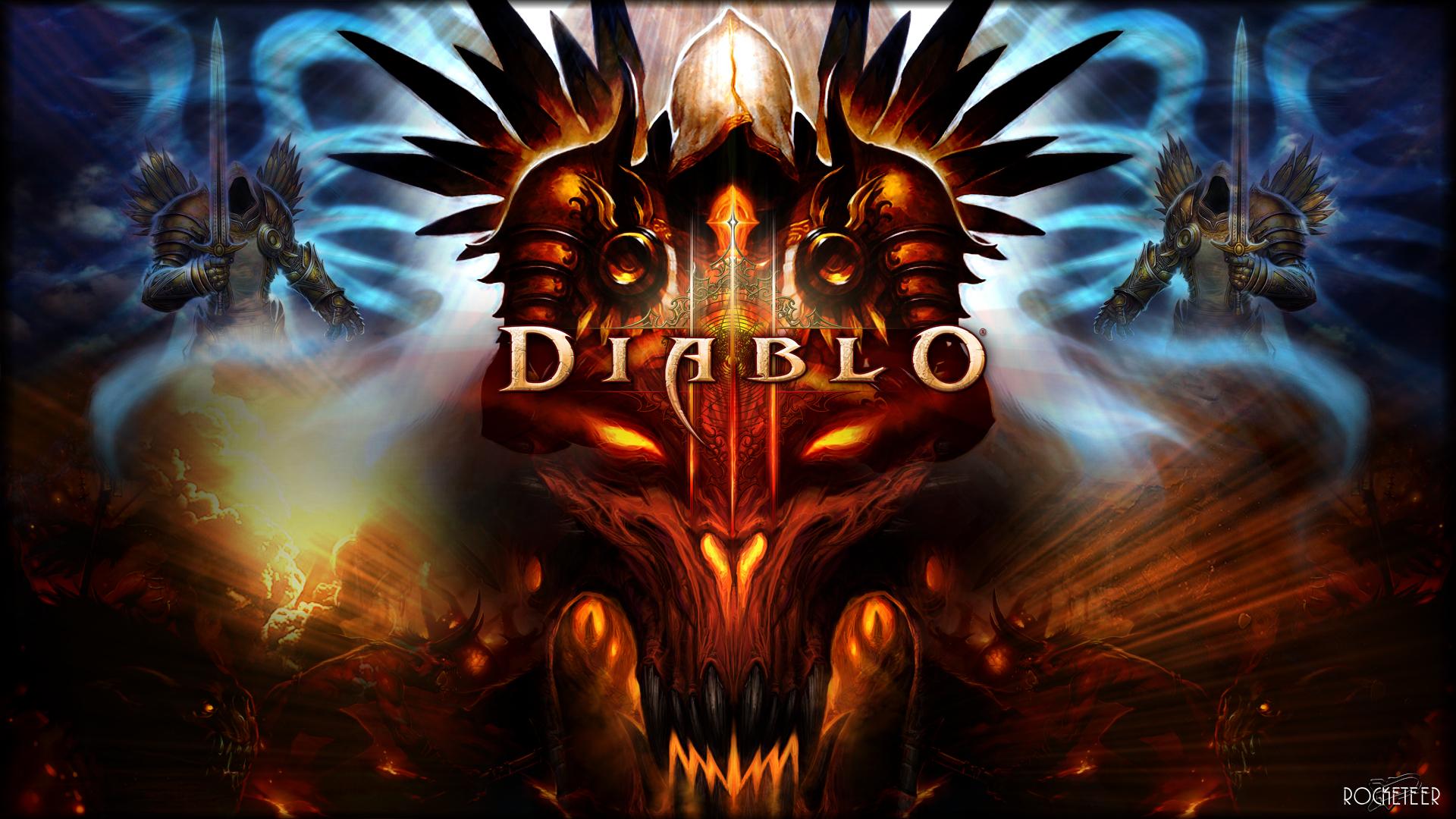 Diablo 3 Fonds dcran de fans   Diablo 3 1920x1080