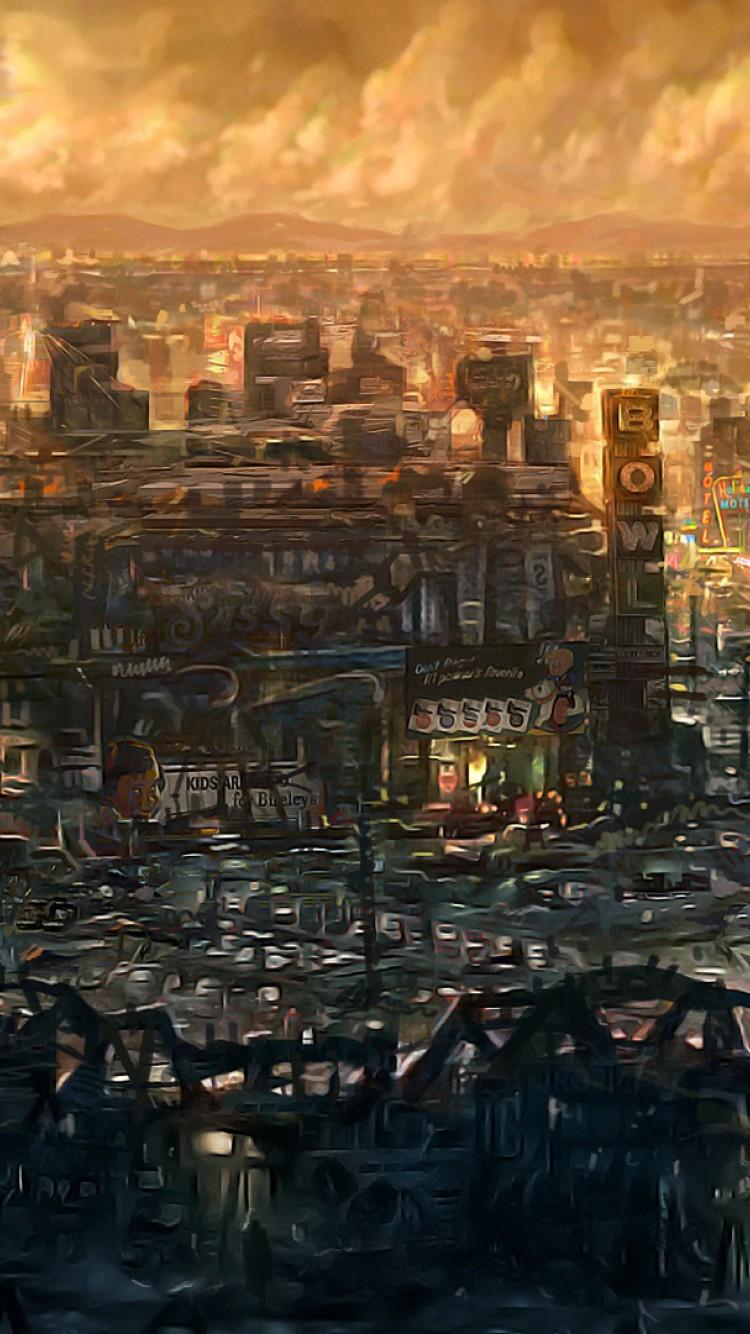 Fallout 4 Iphone 6 Wallpaper Wallpapersafari