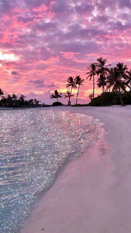 carol GROM on Twitter Beautiful nature wallpaper Beach 736x1309