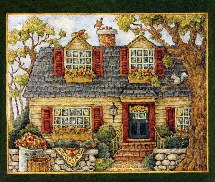 Home Sweet Home Wallpaper