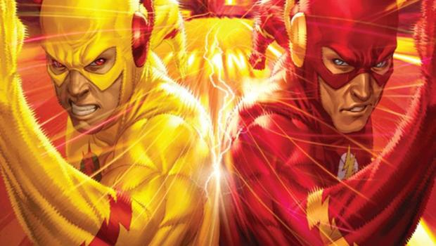 First Look at Professor Zoom in The Flash   Word of The Nerd 620x350