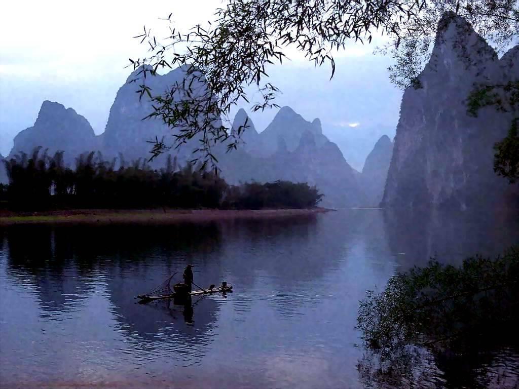 Bravo Wallpaper Beautiful Country China Wallpapers 1024x768