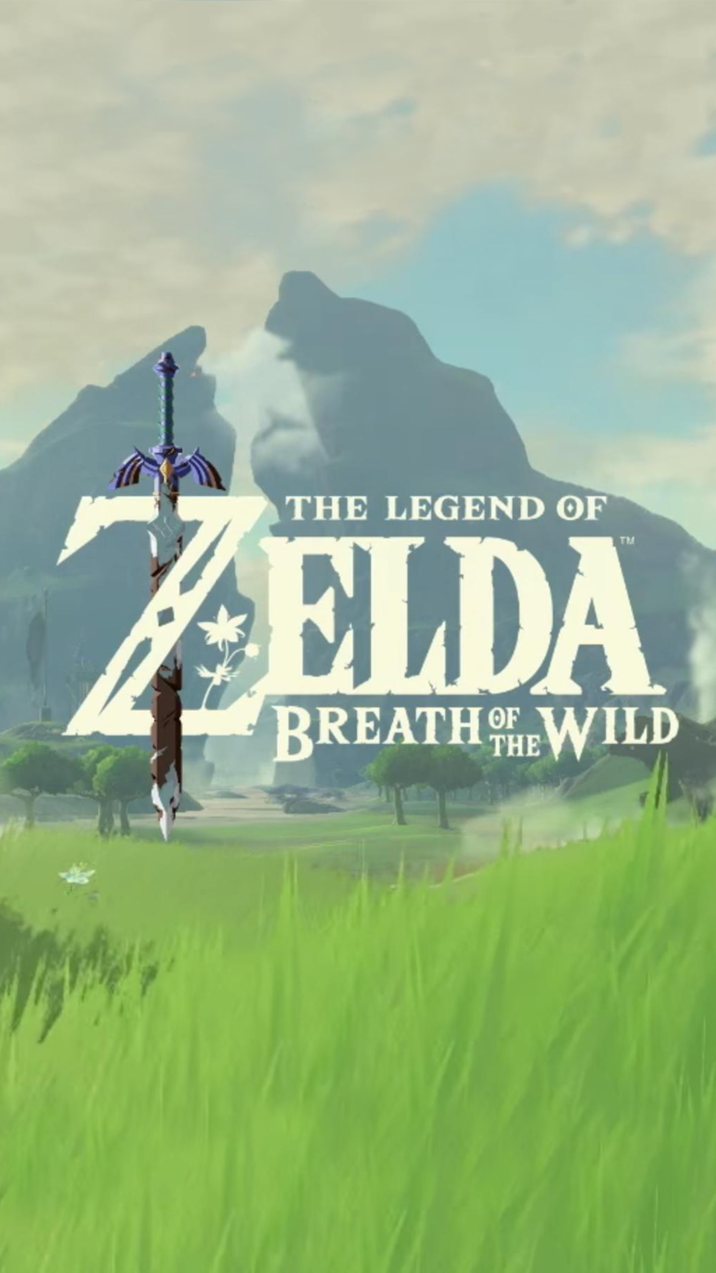 Free Download Zelda Breath Of The Wild Phone Wallpapers Breath Of