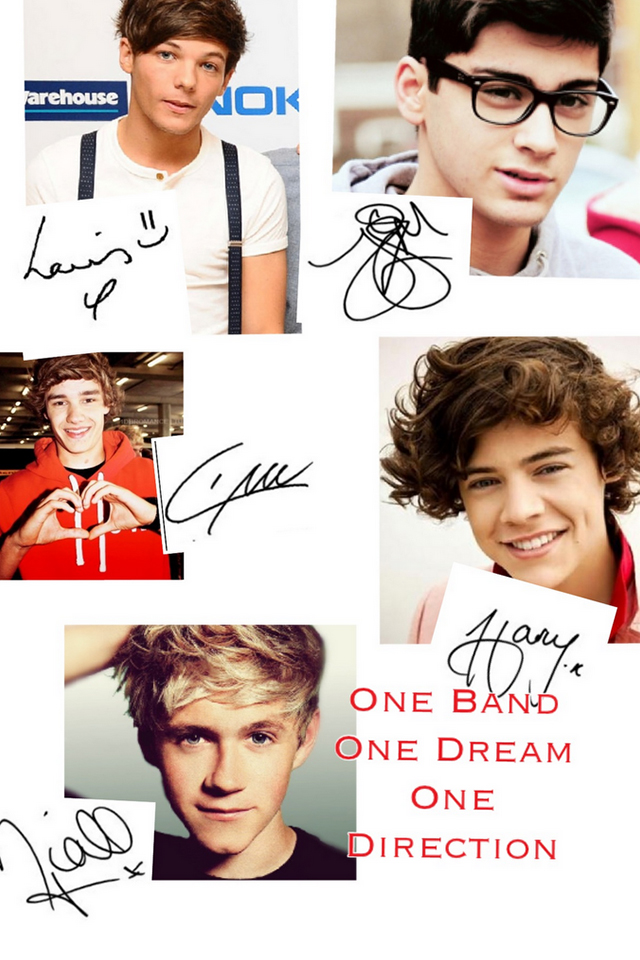 One Direction 1 640x960