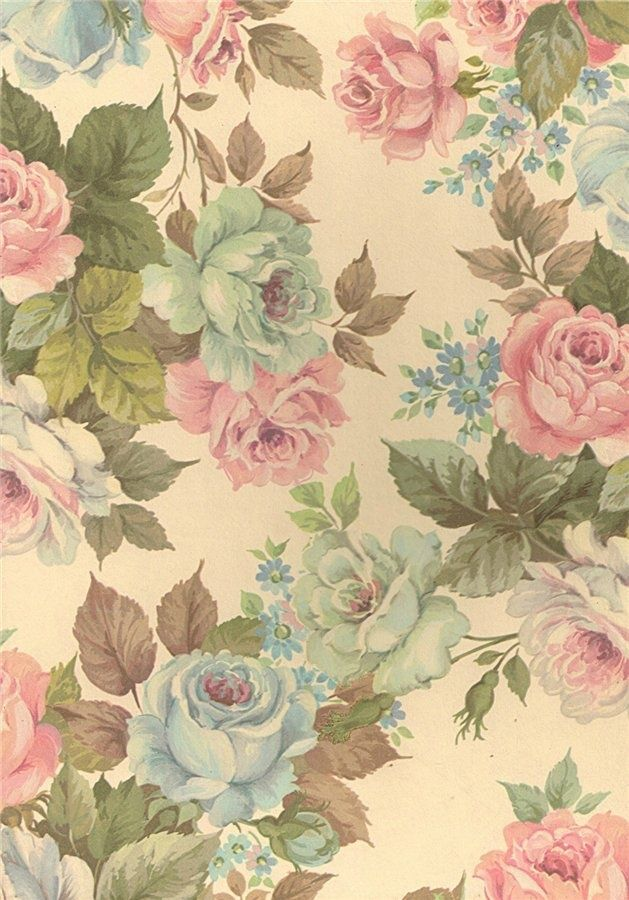 Flowers Background pastel vintage Pinterest 629x900