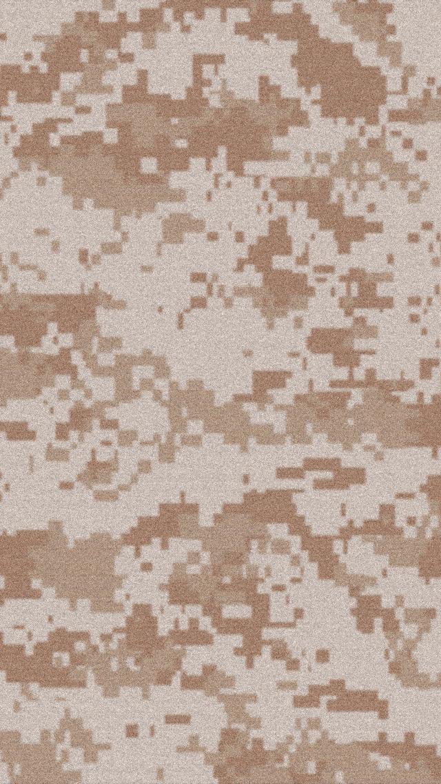 Desert Camo pattern two iPhone 5 Wallpaper 640x1136 640x1136